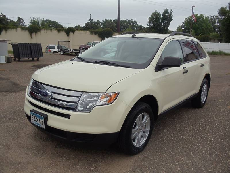 Ford Edge Se Dr Crossover Minneapolis Mn