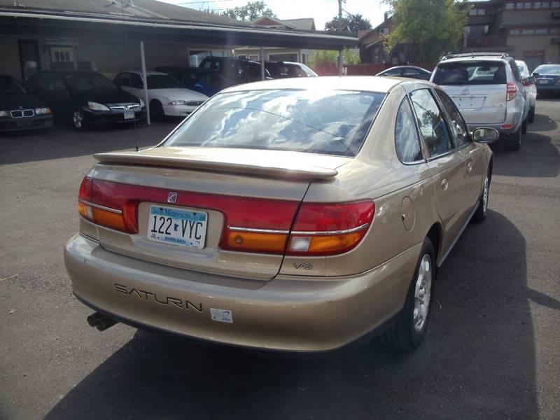 2000 Saturn L Series Ls2 4dr Sedan In Minneapolis Mn Metro Motor Sales