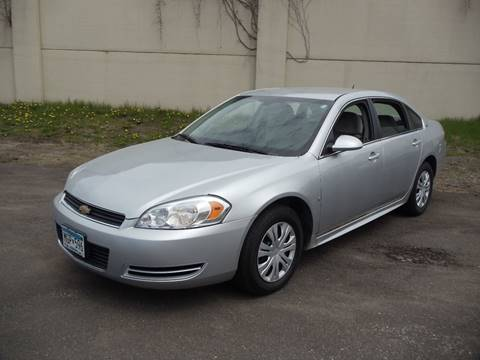2009 Chevrolet Impala for sale in Minneapolis, MN