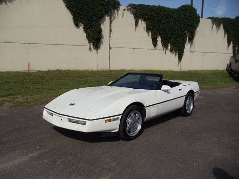 1988 Chevrolet Corvette for sale at Metro Motor Sales in Minneapolis MN