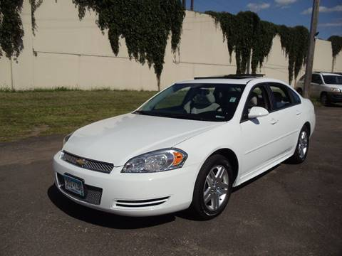 2012 Chevrolet Impala for sale in Minneapolis, MN