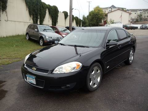 2006 Chevrolet Impala for sale in Minneapolis, MN
