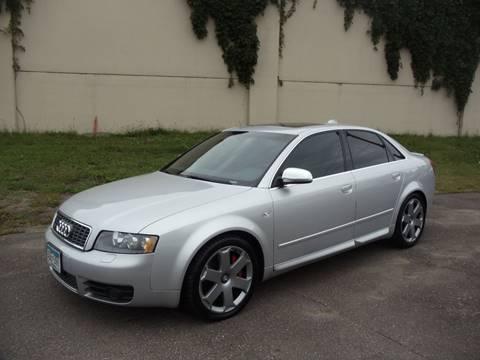 2004 Audi S4 for sale in Minneapolis, MN
