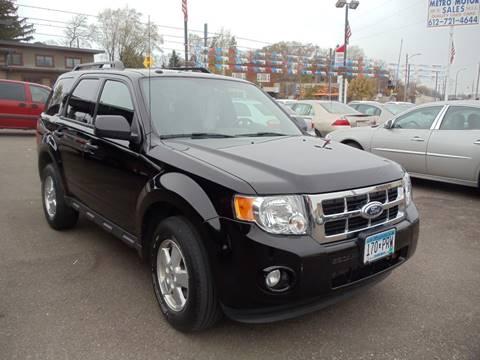 2012 Ford Escape for sale in Minneapolis, MN