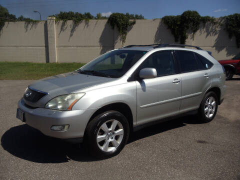 2004 Lexus RX 330 for sale at Metro Motor Sales in Minneapolis MN