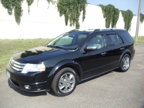 2008 Ford Taurus X for sale at Metro Motor Sales in Minneapolis MN