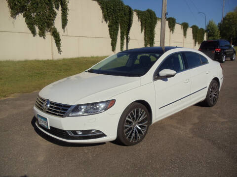 2014 Volkswagen CC for sale at Metro Motor Sales in Minneapolis MN
