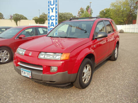 2004 Saturn Vue for sale at Metro Motor Sales in Minneapolis MN