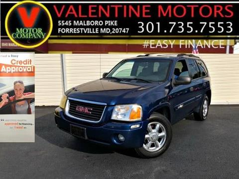 2003 GMC Envoy for sale in District Heights, MD
