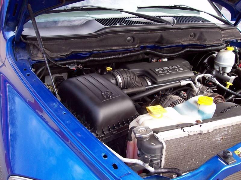 2007 Dodge Ram Pickup 1500 SLT 4dr Quad Cab 4WD SB - Annville PA