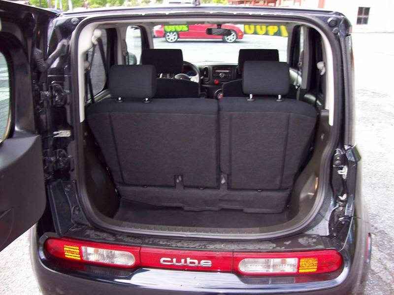 2010 Nissan cube 1.8 S Krom Edition 4dr Wagon - Annville PA