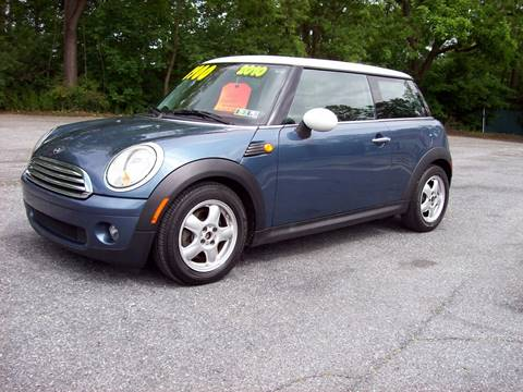 2010 MINI Cooper for sale at Clift Auto Sales in Annville PA