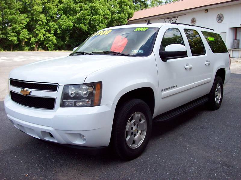 2007 Chevrolet Suburban for sale at Clift Auto Sales in Annville PA