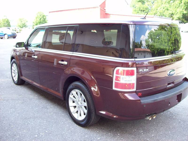 2011 Ford Flex AWD SEL 4dr Crossover - Annville PA