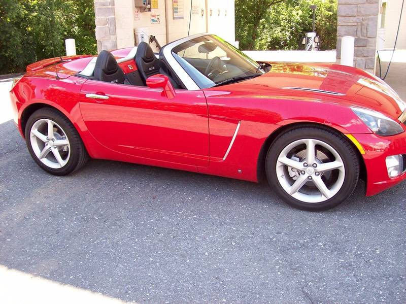 2008 Saturn SKY Red Line 2dr Convertible - Annville PA