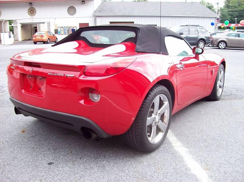2007 Pontiac Solstice GXP 2dr Convertible - Annville PA