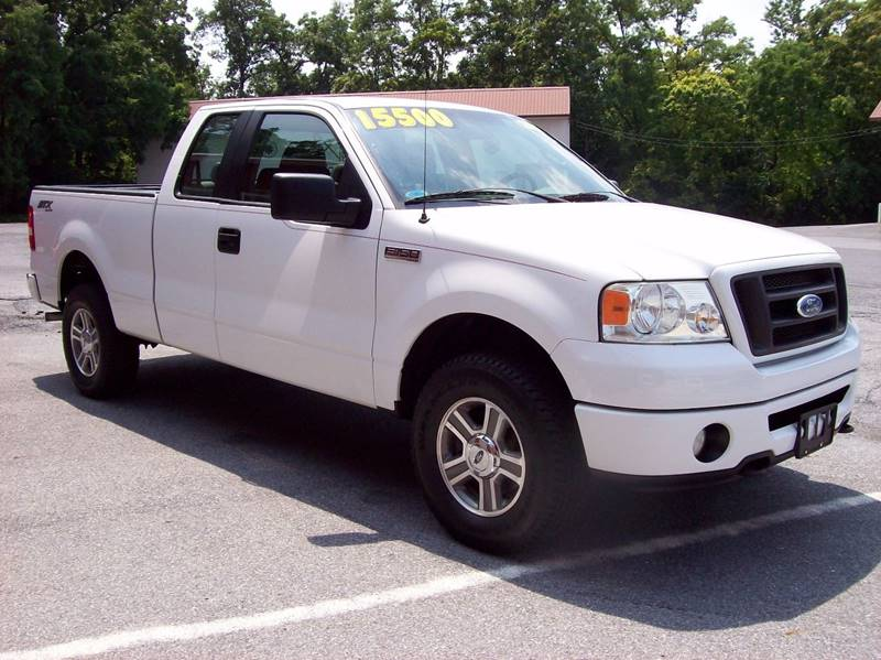 2008 Ford F-150 4x4 60th Anniversary Edition 4dr SuperCab 6.5 ft. SB - Annville PA