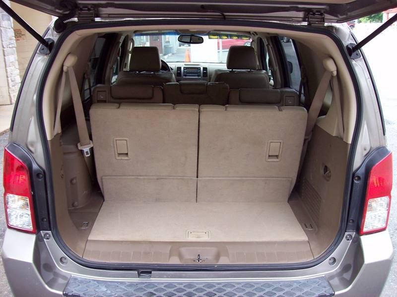 2005 Nissan Pathfinder LE 4WD 4dr SUV - Annville PA