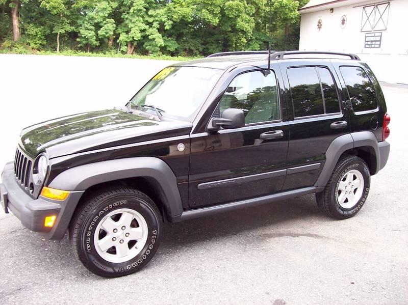 2007 Jeep Liberty Sport 4dr SUV 4WD - Annville PA