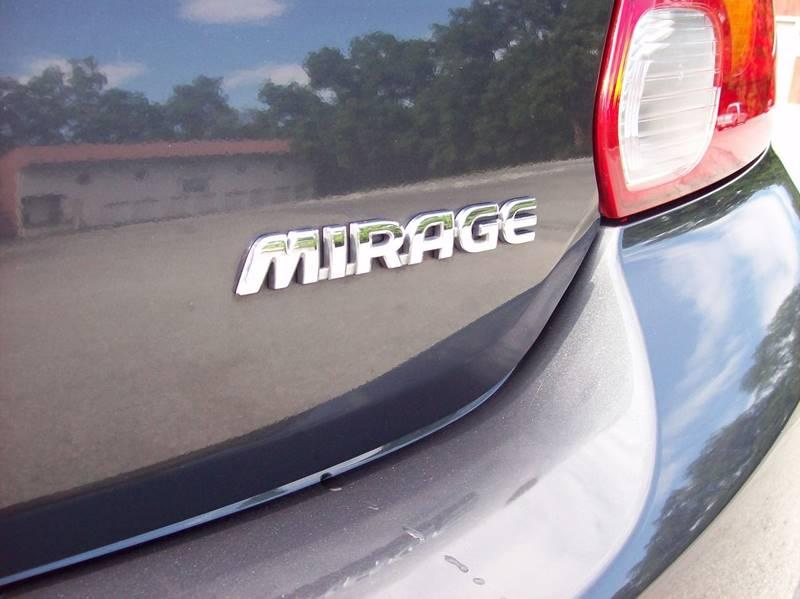 2015 Mitsubishi Mirage DE 4dr Hatchback CVT - Annville PA