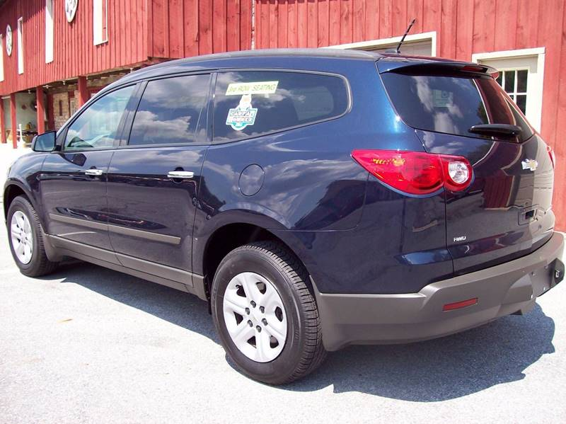 2012 Chevrolet Traverse AWD LS 4dr SUV - Annville PA