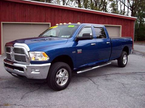 2010 Dodge Ram Pickup 2500 for sale in Annville, PA