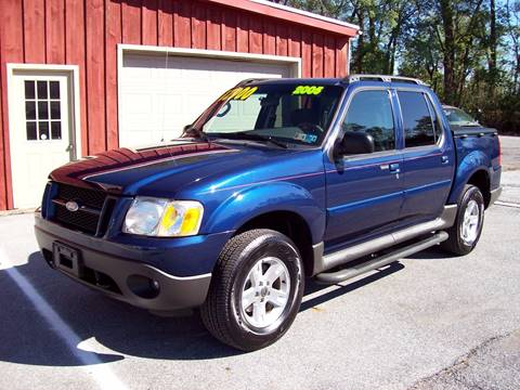 2005 Ford Explorer Sport Trac for sale at Clift Auto Sales in Annville PA