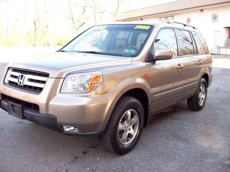 2008 Honda Pilot 4x4 EX L 4dr SUV   Annville PA