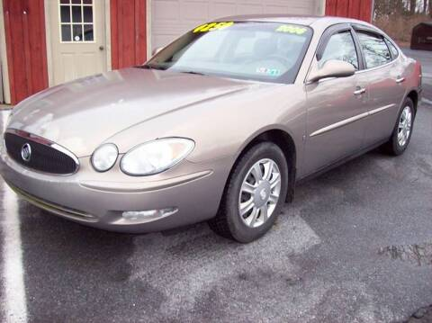 2006 Buick LaCrosse CX for sale at Clift Auto Sales in Annville PA