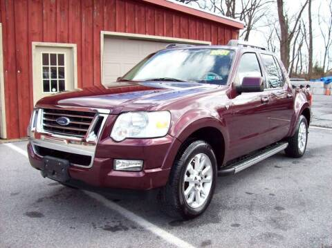 2007 Ford Explorer Sport Trac Limited for sale at Clift Auto Sales in Annville PA