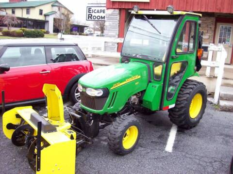 2015 John Deere JD 2520 for sale at Clift Auto Sales in Annville PA