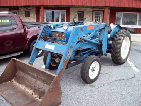 1965 Ford 3000 for sale at Clift Auto Sales in Annville PA
