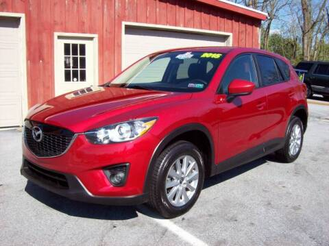 2015 Mazda CX-5 Touring for sale at Clift Auto Sales in Annville PA
