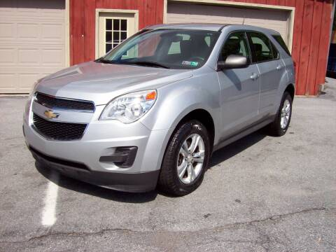 2013 Chevrolet Equinox LS for sale at Clift Auto Sales in Annville PA