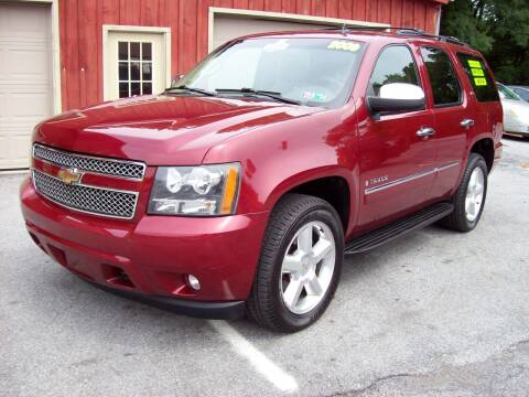 2009 Chevrolet Tahoe for sale at Clift Auto Sales in Annville PA