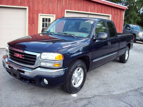 2005 GMC Sierra 1500 for sale at Clift Auto Sales in Annville PA