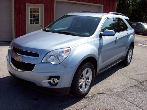 2014 Chevrolet Equinox for sale at Clift Auto Sales in Annville PA