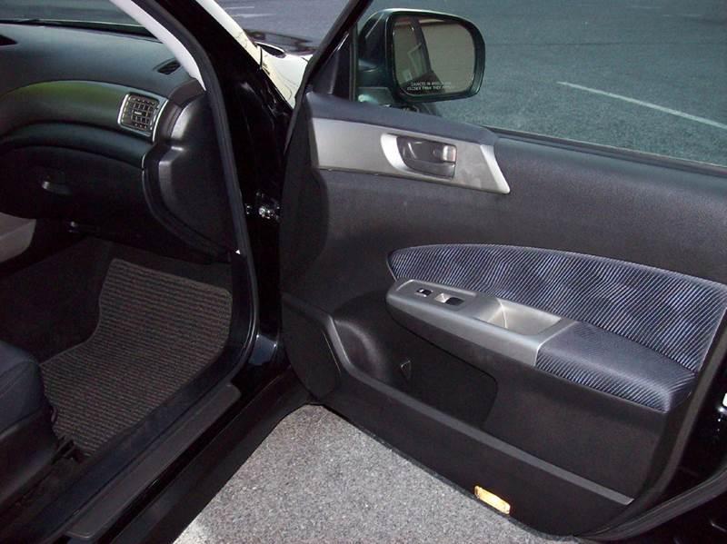 2010 Subaru Forester AWD 2.5X 4dr Wagon 4A - Annville PA