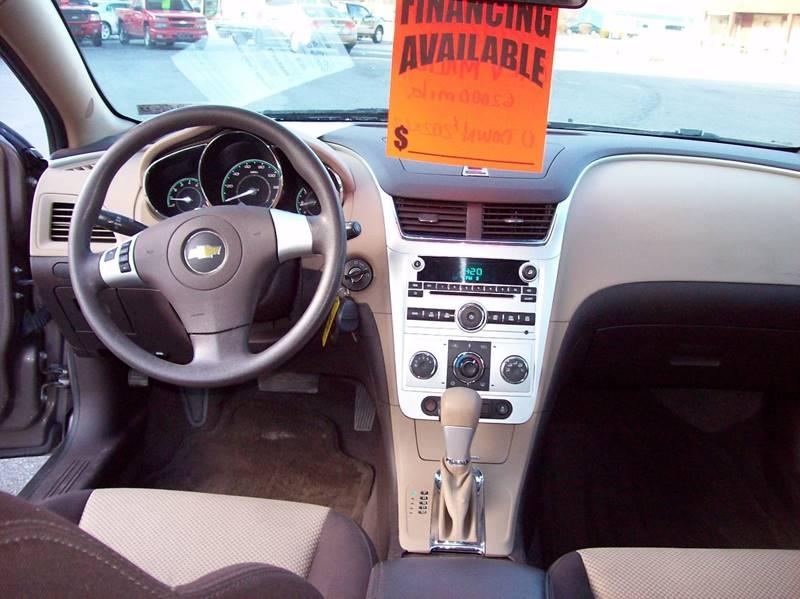 2012 Chevrolet Malibu LS Fleet 4dr Sedan - Annville PA