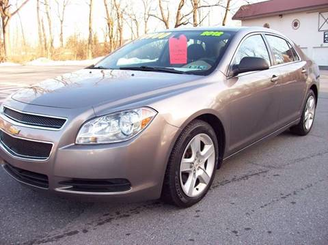 2012 Chevrolet Malibu for sale at Clift Auto Sales in Annville PA