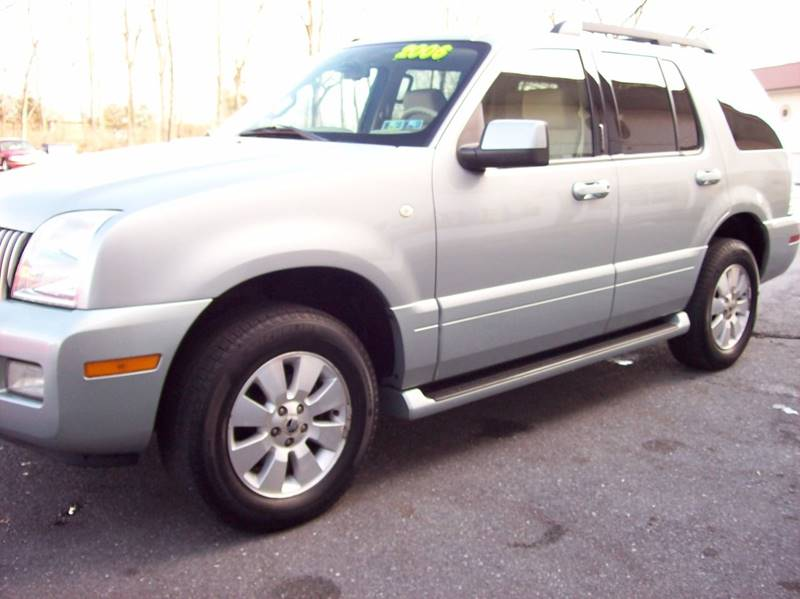 2006 Mercury Mountaineer AWD Luxury 4dr SUV - Annville PA