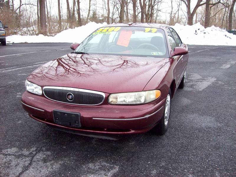 1999 Buick Century Limited 4dr Sedan - Annville PA