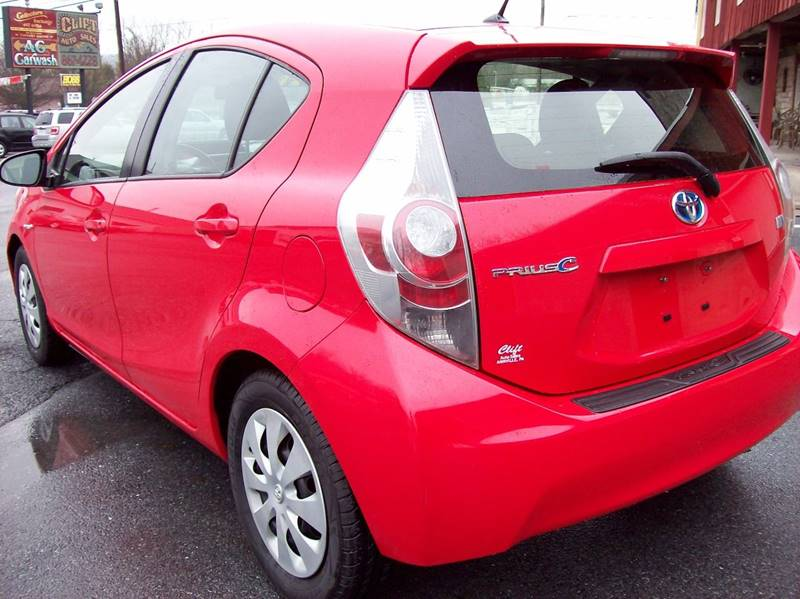 2012 Toyota Prius c Four 4dr Hatchback - Annville PA