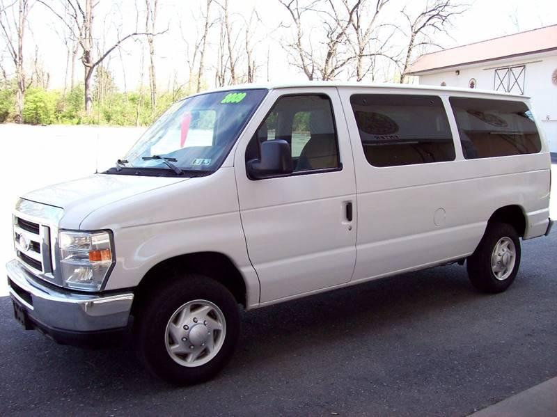 2009 Ford E-Series Wagon E-350 SD XLT 3dr Passenger Van - Annville PA