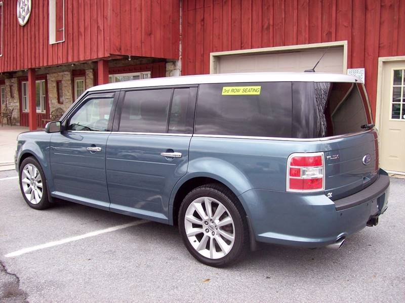 2010 Ford Flex AWD SEL 4dr Crossover w/EcoBoost - Annville PA