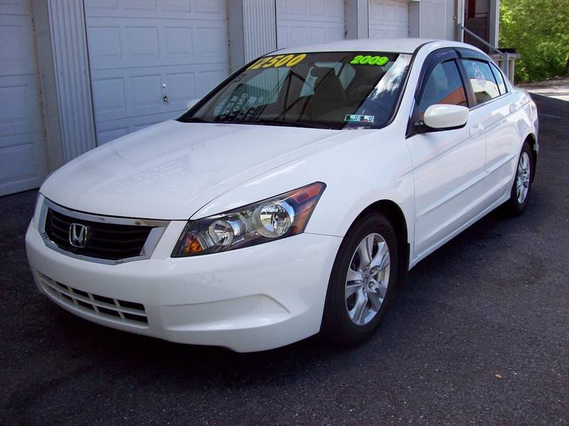 2009 Honda Accord LX-P 4dr Sedan 5A - Annville PA