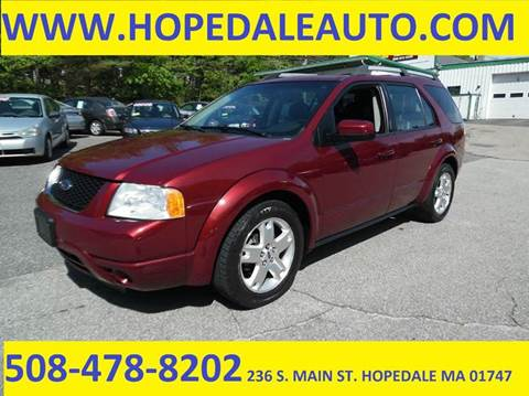 2006 Ford Freestyle for sale in Hopedale, MA