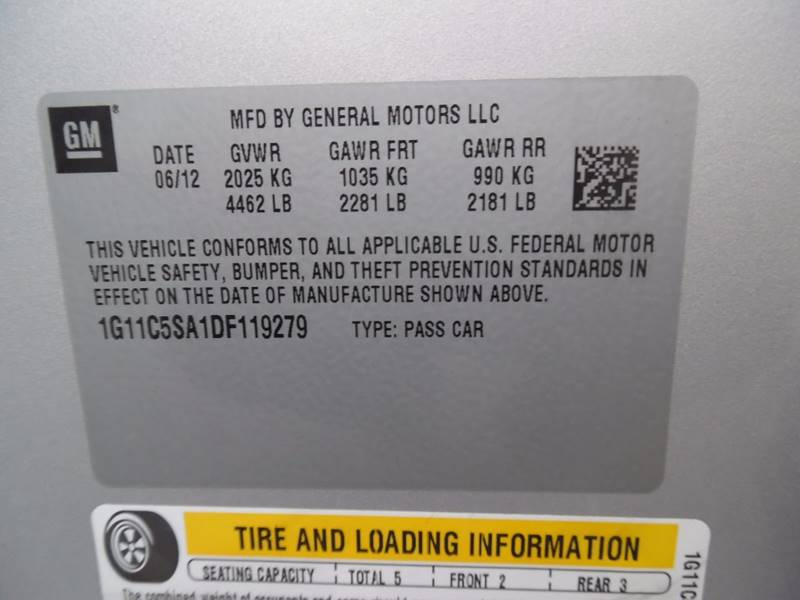 2013 Chevrolet Malibu LT 4dr Sedan w/1LT - Hopedale MA
