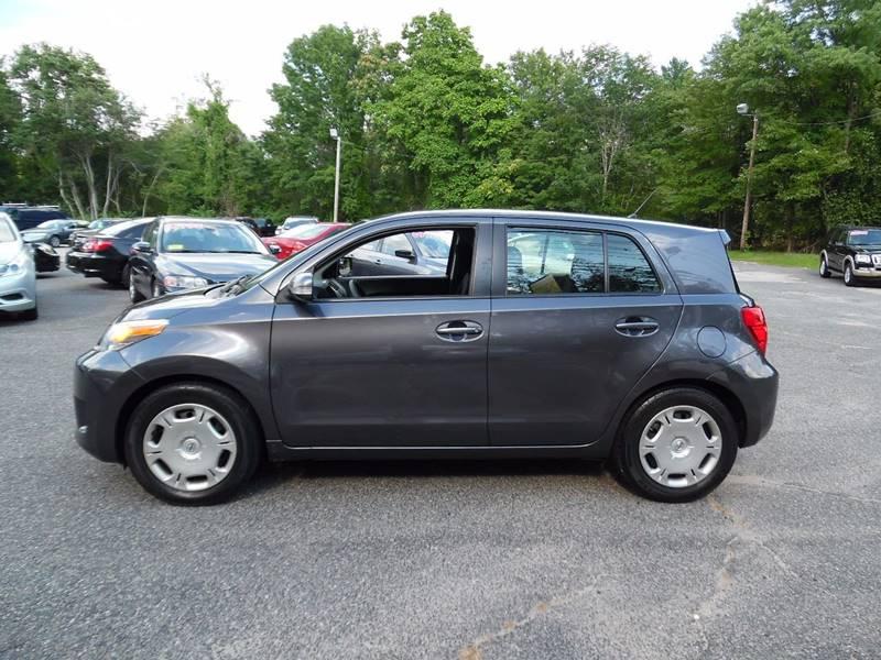 2012 Scion xD 4dr Hatchback 4A - Hopedale MA
