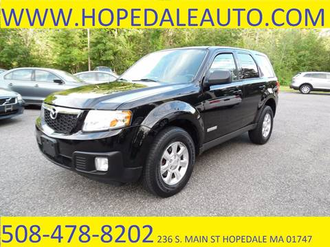 2008 Mazda Tribute for sale in Hopedale, MA
